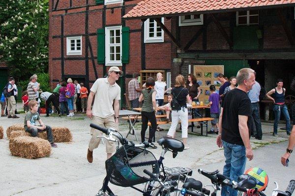 Mühlentag an unserer Station (J. Drüke)